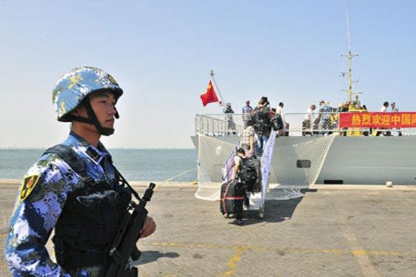 الصين ماضية نحو جيبوتي لبناء أولى قواعدها البحرية في الخارج