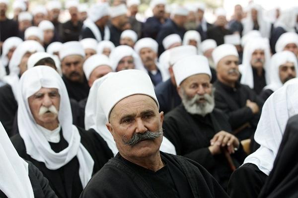 رجال دين دروز في إسرائيل