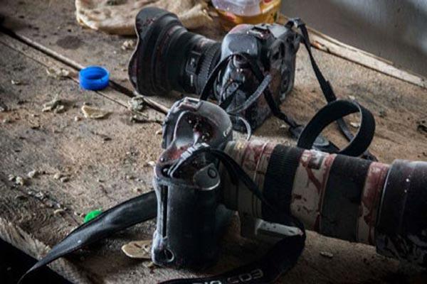 نداءات حقوقية لتحييد العاملين في الصحافة والتحرك لإنقاذهم
