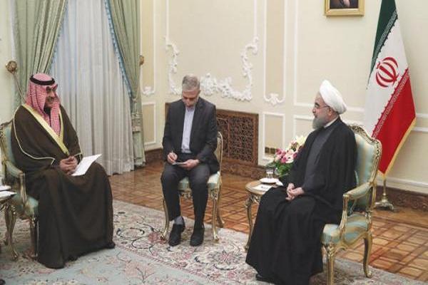 زيارة وزير الخارجية الكويتي هي أول زيارة لمسؤول خليجي بعد تدهور العلاقات الخليجية الإيرانية