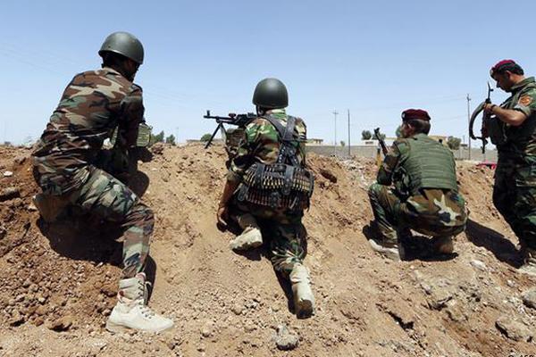 هل هناك أجانب يحاربون داعش في كردستان العراق؟