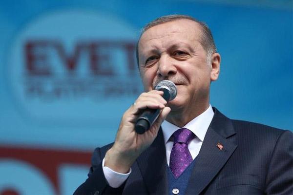 اردوغان: الاتحاد الأوروبي «رجل مريض»!