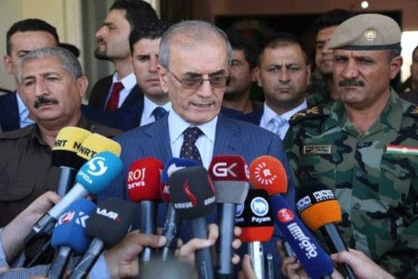 خلافات كردية حول رفع علم حزب العمال الكردستاني