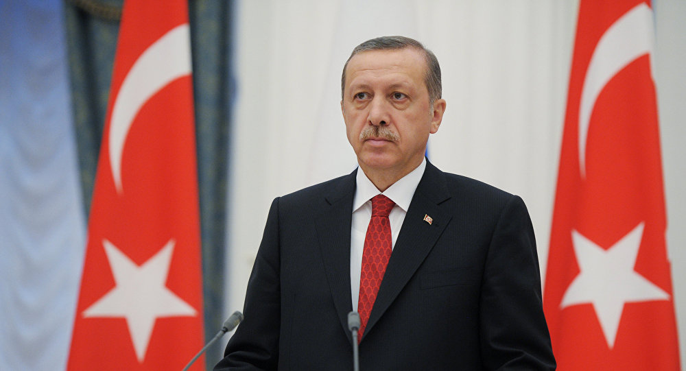 اردوغان: لوقف النقاش حول نقل السفارة الأميركية إلى القدس
