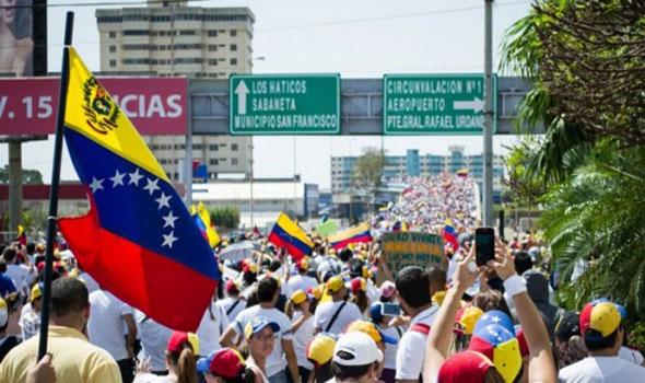 """المعارضة الفنزويلية ترفض في رسالة إلى البابا أي حوار لا يقدّم """"ضمانات"""""""