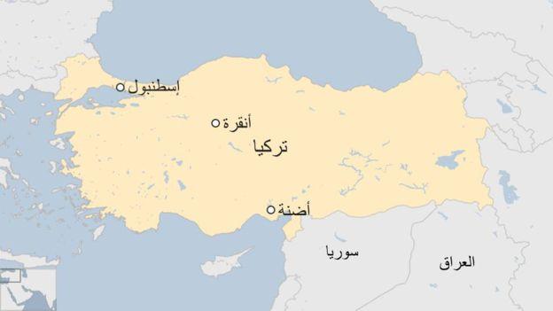 نبذة عن قاعدة انجرليك الجوية في تركيا