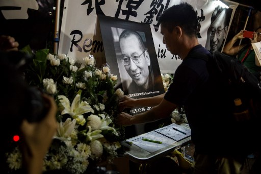 وفاة المعارض الصيني ليو شياوبو الحائز جائزة نوبل للسلام