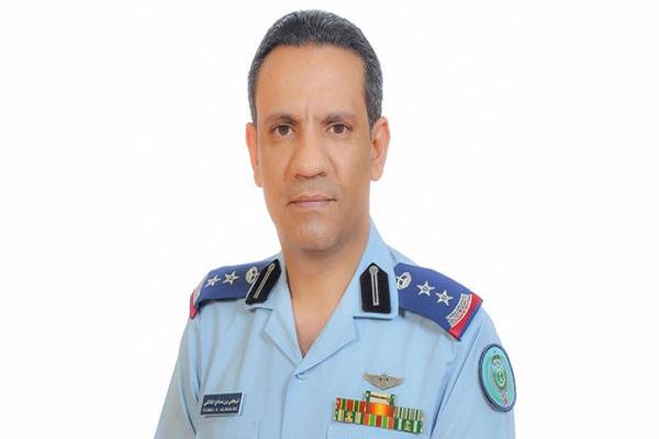 العقيد تركي المالكي المتحدث الرسمي لقوات التحالف العربي