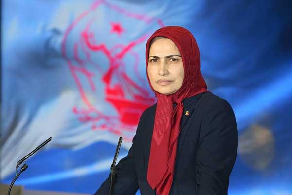 زهراء مريخي أمينًا عامًا لمنظمة مجاهدي خلق