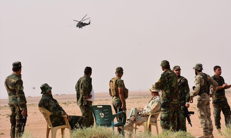 الأكراد يرفضون الهجمات التركية في عفرين