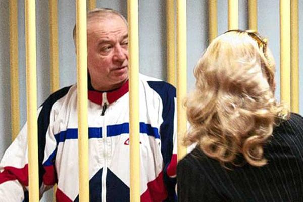 الجاسوس الروسي سكريبال يصارع للبقاء