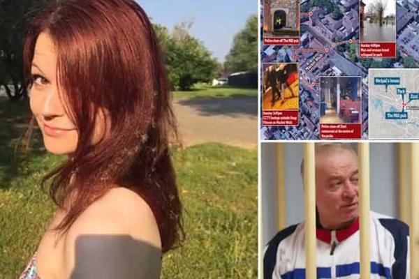 بريطانيا: بدء التحقيقات بحادثة الجاسوس سكريبال