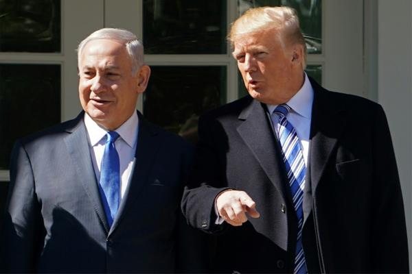 ترمب قد يحضر افتتاح السفارة الاميركية في القدس