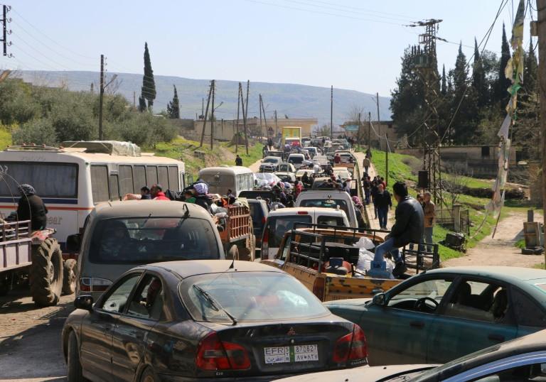 مأساة إنسانية في عفرين واستنفار للمقاتلين الأكراد مع الحصار التركي