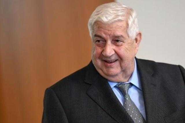 وليد المعلم يزور مسقط لافتتاح مقر جديد للسفارة السورية