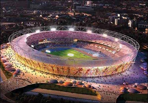 الملعب الأولمبي في لندن