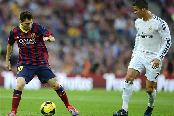 رونالدو يكسر هيمنة ميسي على الكرة الذهبية بحسب برنامج رياضي إسباني شهير