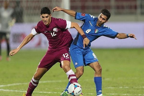 قطر تهزم الكويت