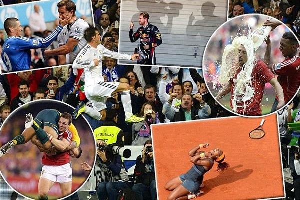 أفضل 20 صورة رياضية في عام 2013