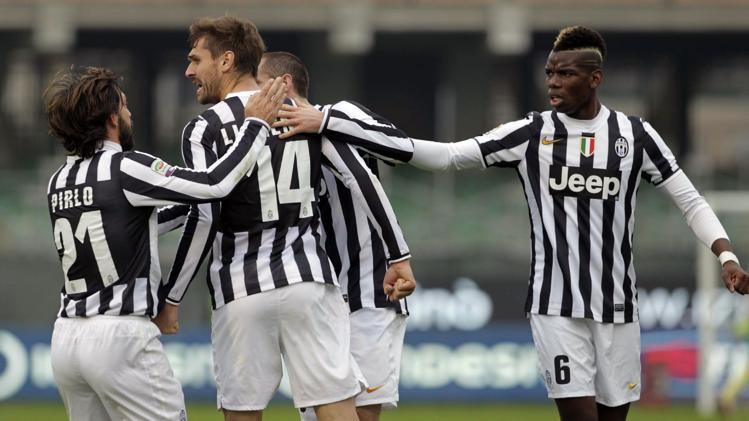 يوفنتوس يواصل مسلسل انتصاراته في الدوري الإيطالي