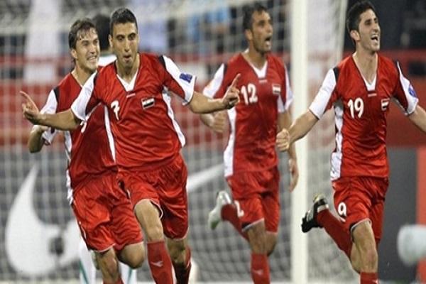 سوريا إلى ربع نهائي كأس آسيا الأولمبية