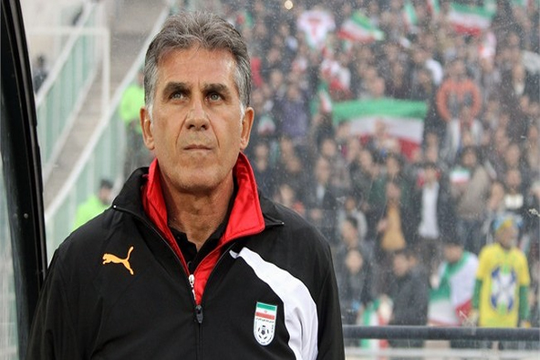 المدرب البرتغالي لمنتخب إيران كارلوش كيروش