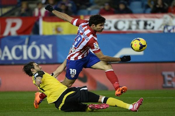 أتلتيكو مدريد يفشل في اعتلاء الصدارة
