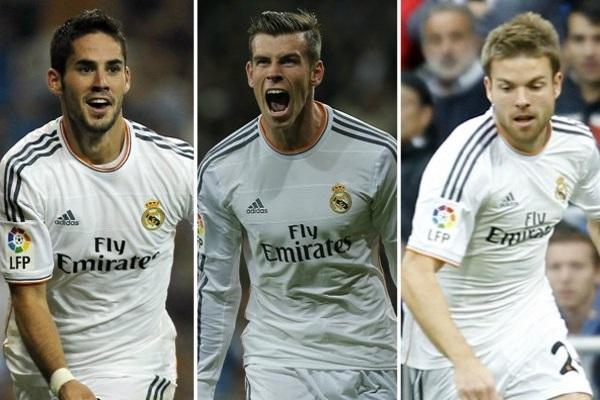 170 مليون يورو على مقاعد بدلاء ريال مدريد