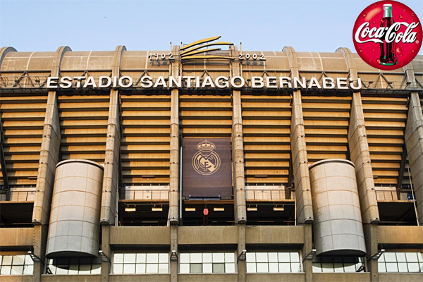 ملعب ريال مدريد الإسباني سانتياغو برنابيو