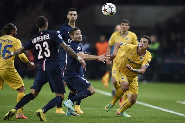 سان جرمان- مارسيليا في لقاء قمة في الدوري الفرنسي