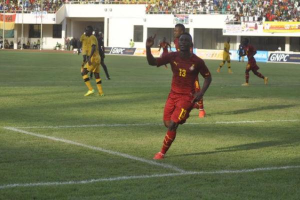 غانا تهزم توغو وتتأهل إلى كأس الأمم الافريقية