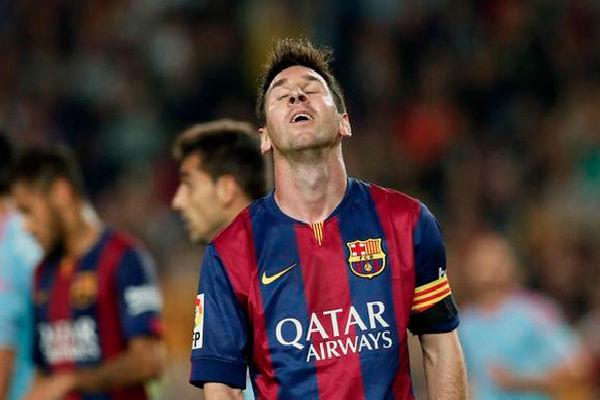 تصريحات ميسي الأخيرة أثارت التكهنات حول مستقبله مع برشلونة