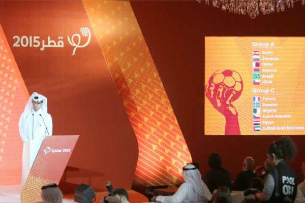 قطر تستعد لتنظيم مونديال كرة اليد مطلع 2015