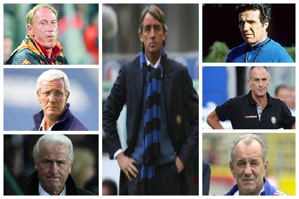 أبرز المدربين العائدين لأنديتهم في الكالتشيو