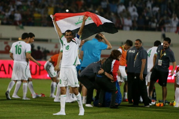 قائد المنتخب العراقي يونس محمود