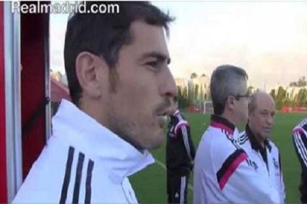 كاسياس يتذكر نتائج دقيقة لريال مدريد منذ موسم 2002/03