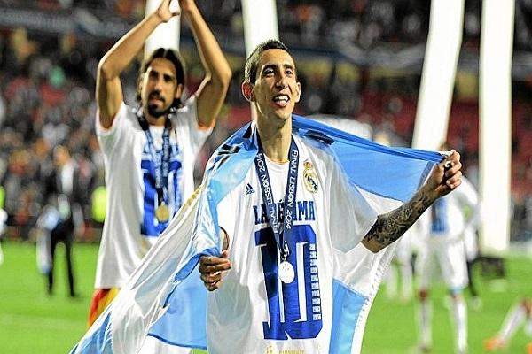 ريال مدريد يفضل بيع خضيرة على دي ماريا بعد تعاقده مع كروس