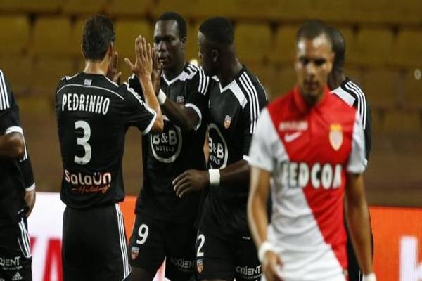 تعثر موناكو في بداية الدوري الفرنسي