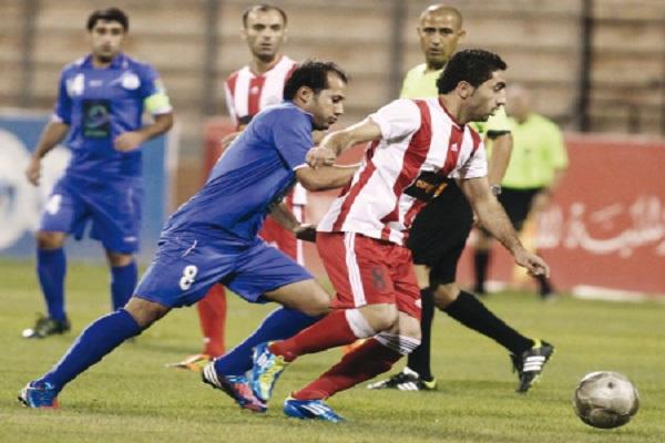 فوزان للرمثا وشباب الأردن في الدوري الأردني