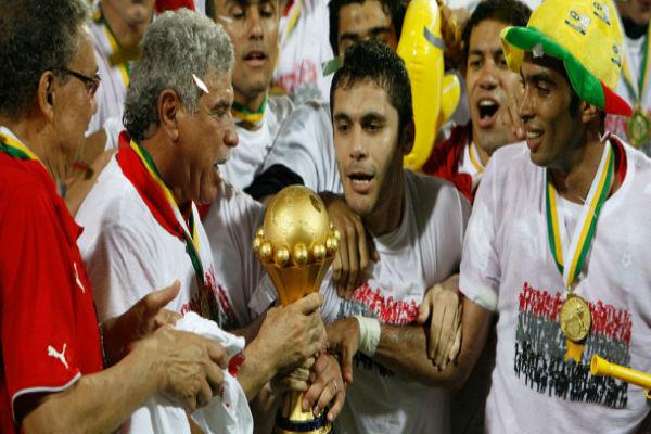 مصر توجت بكأس افريقيا على أرضها ووسط جماهيرها في 2006