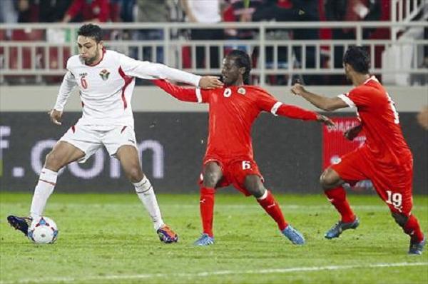 فوز البحرين على الأردن 1-صفر