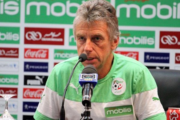 الفرنسي كريستيان غوركوف، مدرب المنتخب الجزائري
