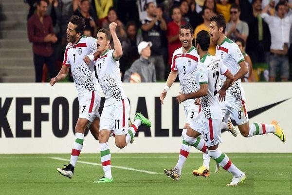 فوز واقعي لايران على البحرين 2-صفر