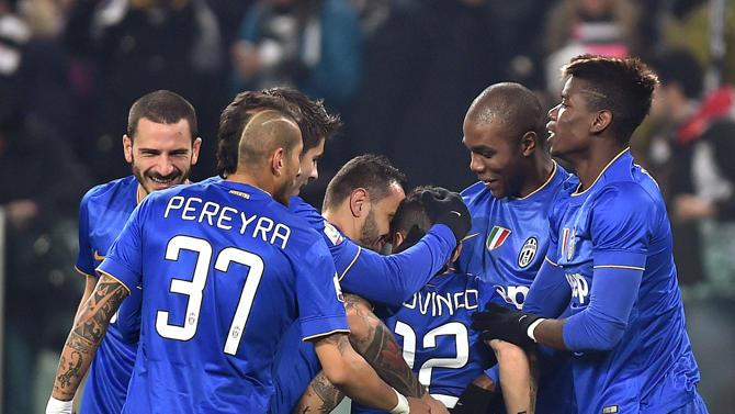 فوز ساخق ليوفنتوس في كأس إيطاليا