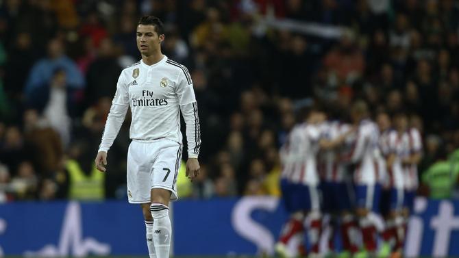 رونالدو احتفب بفوزه بجائزة الكرة الذهبية مع جماهير سانتياغو برنابيو