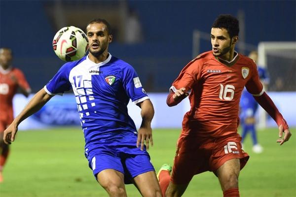 من مواجهة المنتخبين الأخيرة في منافسات كأس الخليج