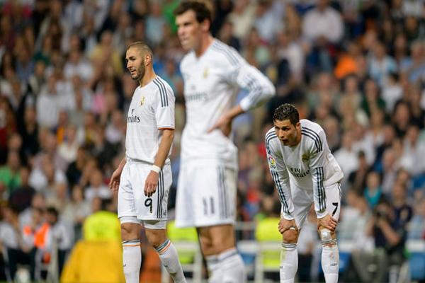 إقصاء ريال مدريد كلما خسر الذهاب سيناريو تكرر 13 مرة منذ 2006