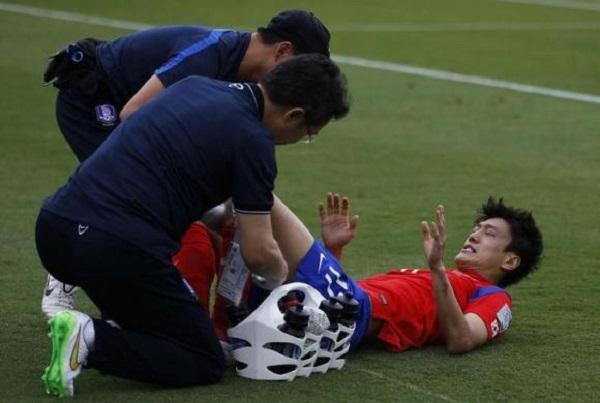 لاعب الوسط لي تشونغ-يونغ
