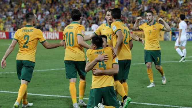 استراليا تأمل بالفوز باللقب القاري على أرضها ووسط جماهيرها