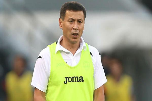 مدرب منتخب اوزبكستان ميرجلال قاسيموف